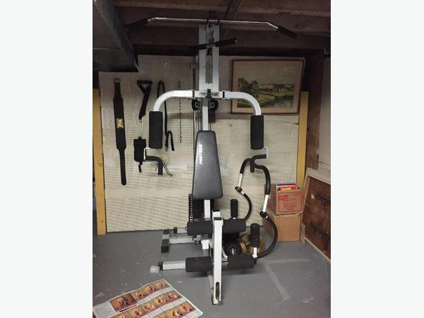 Proteus Studio 5 Weight Machine