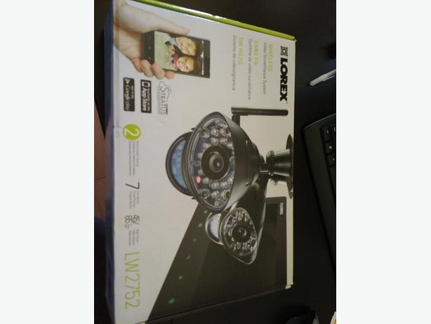 Lorex Wireless Video Surveillance System