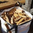 3' x 3' x 3' Bag of Firewood