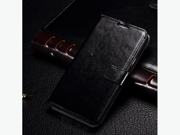 Flip Leather Wallet Stand Case for Samsung Galaxy J3