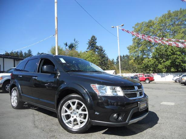 2012 Dodge Journey R/T! 2 PAY STUBS, YOU'RE APPROVED! APPLY ONLINE TODAY!
