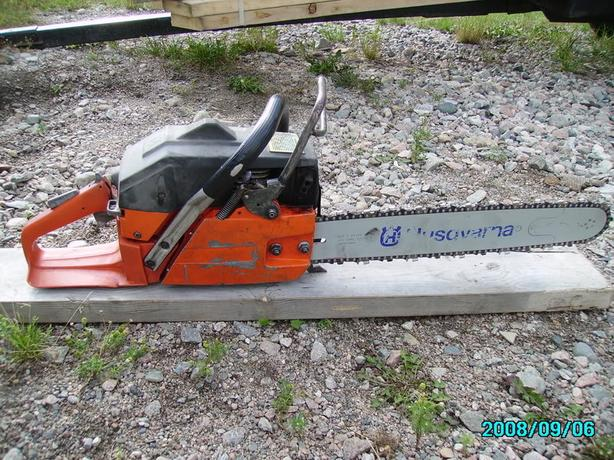 Husqvarna Chain Saw