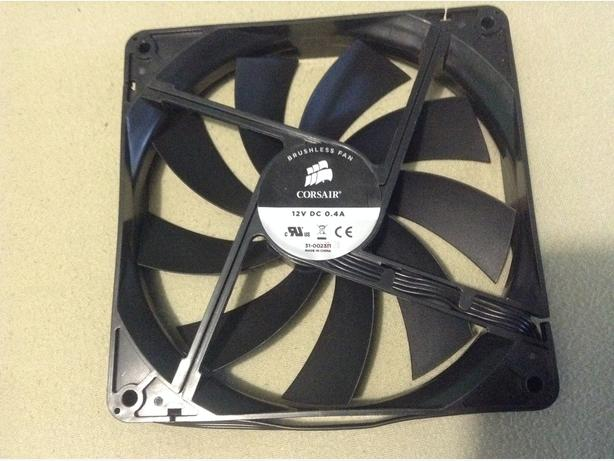 Corsair 12V fan for pc