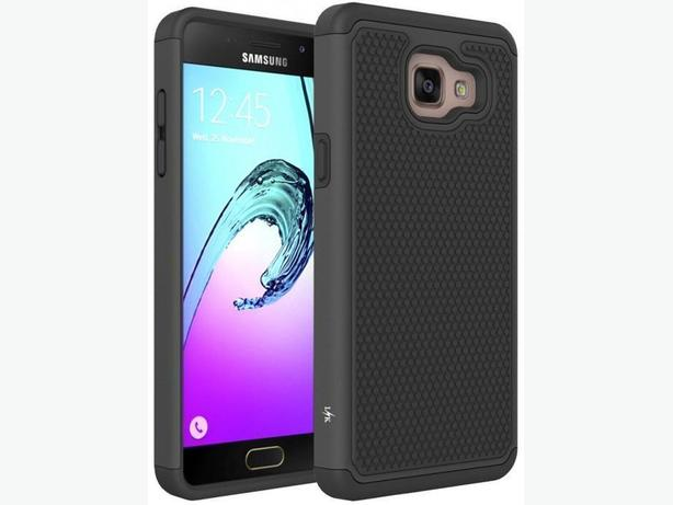 New Rugged Armor Hybrid Heavy Duty Case for Samsung A5