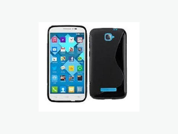 TPU Soft Case Cover For Alcatel One Touch Pop Icon