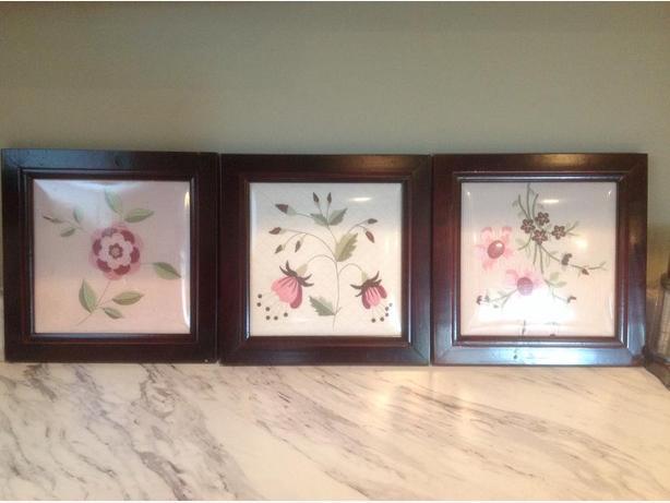 Framed set
