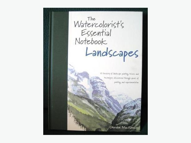 The Watercolorist's Essential Notebook-Landscapes