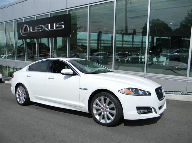 2014 Jaguar XF 3.0L NO ACCIDENTS ONE OWNER