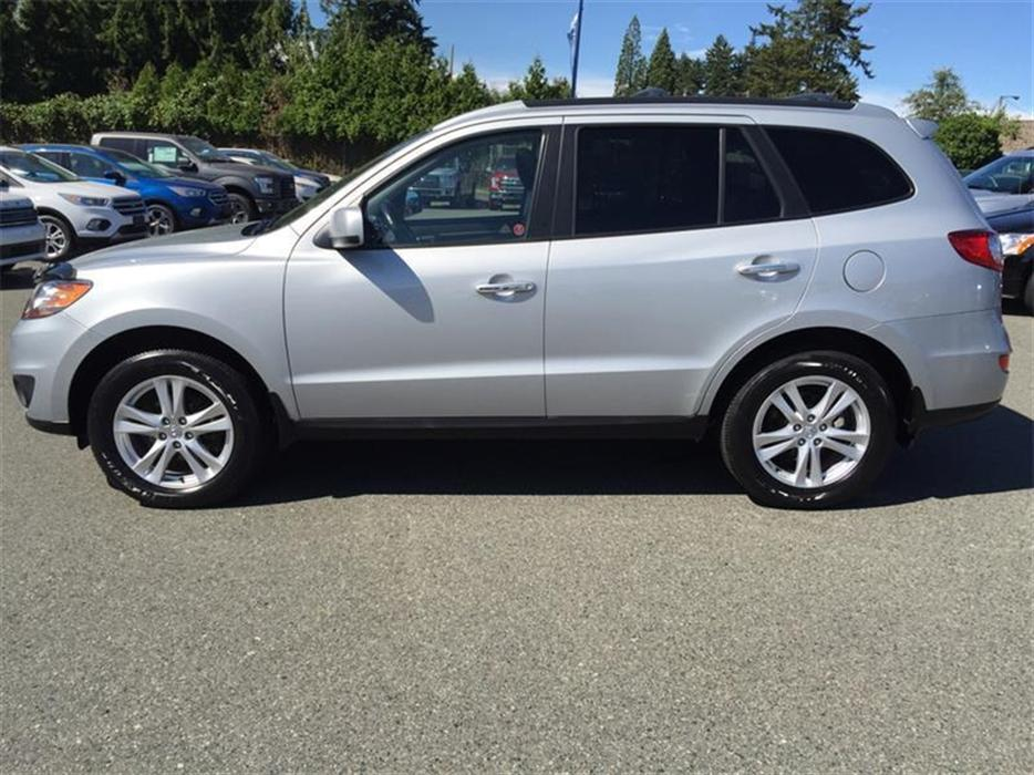 2010 Hyundai Santa Fe Limited Very Clean North Nanaimo