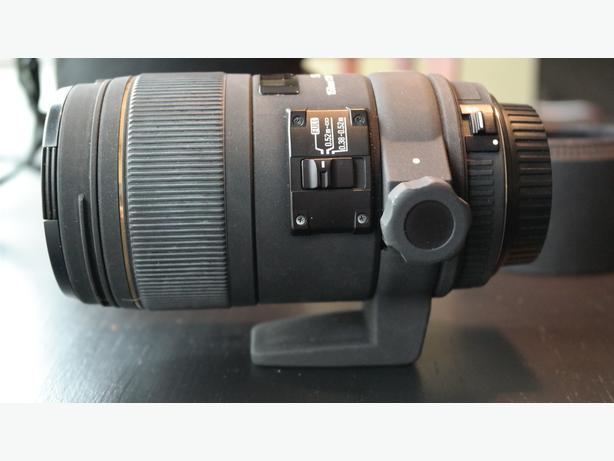 SIGMA 150MM F2.8 EX DG MACRO SIGMA Canon Mount
