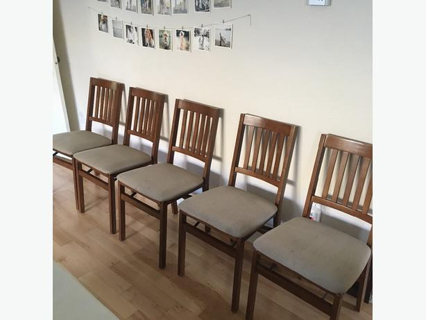 folding dining room chairs wood chairs victoria city victoria