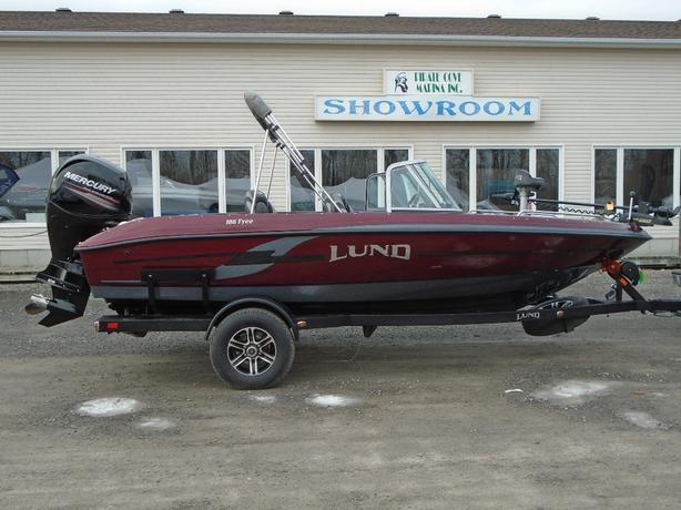 2016 Lund 186 Tyee GL FOR SALE