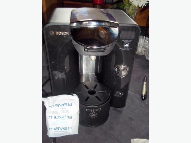 Tassimo Coffee Maker Not Working : Tassimo coffee maker Oak Bay, Victoria