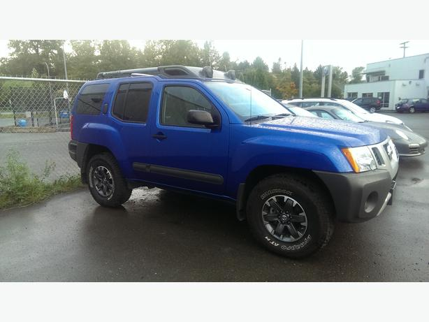 just in 2015 nissan xterra pro 4x low k 39 s outside alberni valley alberni mobile. Black Bedroom Furniture Sets. Home Design Ideas
