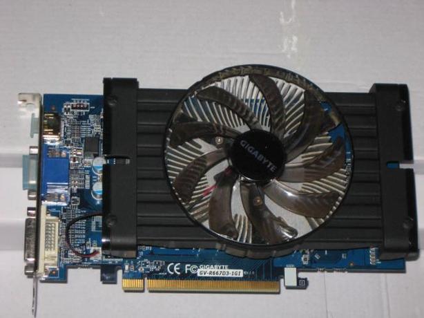 Radeon  HD 6670