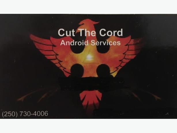 Cut the Cord android Services
