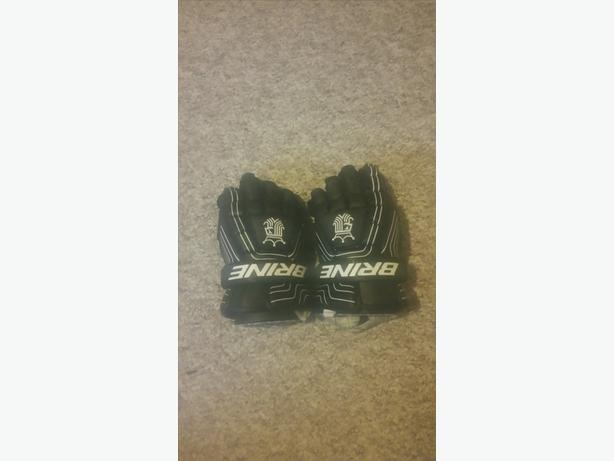 Field Lacrosse Goalie Gloves $75.00