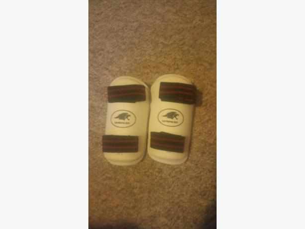 Martial Art Shin Pads - Never Worn $25.00