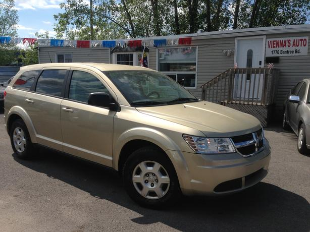 2010 Dodge Journey SE - Accident Free - Certified