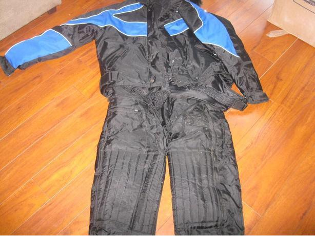 2 - 2piece snowsuits ($75 each)