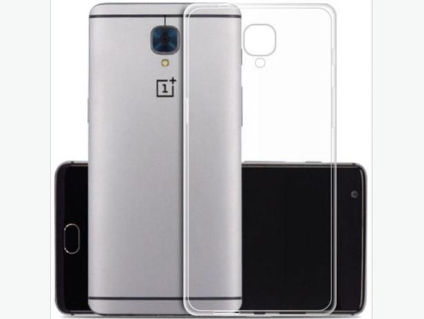 New Ultra Clear Soft TPU Case Skin Cover For Oneplus 3 Three