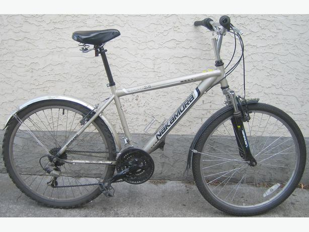 Nakamura - Ecko with 26 inch tires