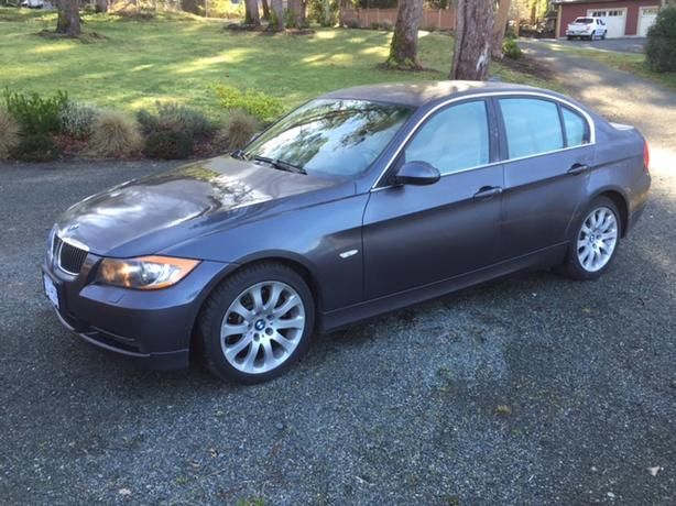2006 BMW 330xi AWD NAV Bluetooth iDrive
