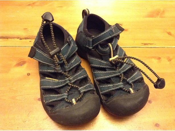 Childs Keen Sandals