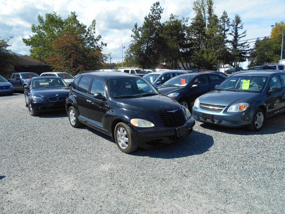 2004 chrysler pt cruiser 81k central nanaimo nanaimo mobile. Black Bedroom Furniture Sets. Home Design Ideas