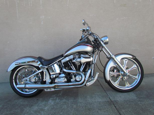 Special Harley Softail. Merch 131 cubic Inch high Performance Motor.  $13950