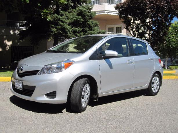 2013 Toyota Yaris LOW KMS EXTENDED WARRANTY
