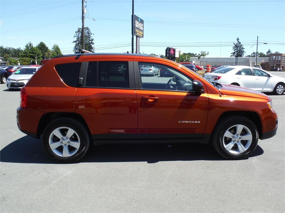 2012 Jeep Compass Sport 4wd Heated Front Seats Alloy