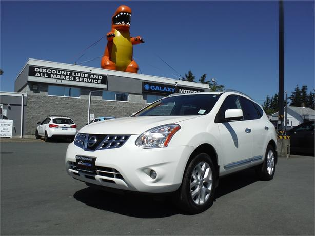 2012 Nissan Rogue SL - AWD, Leather, Bluetooth, Backup Camera