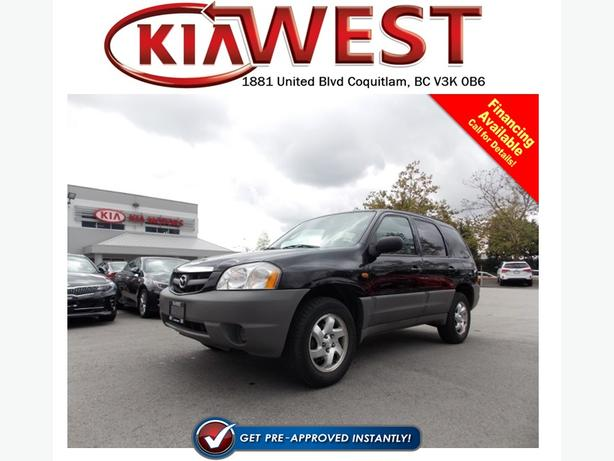 2003 Mazda Tribute DX V6