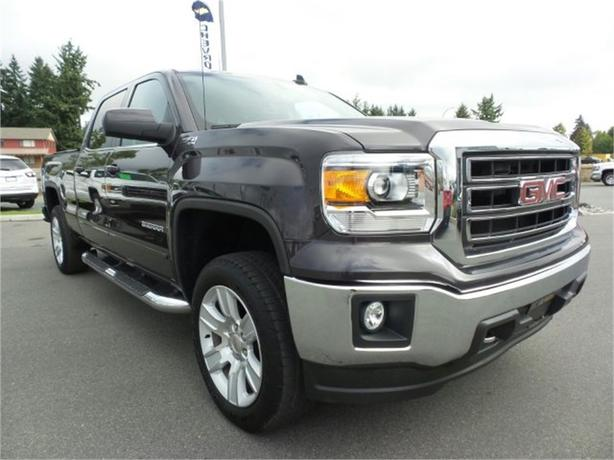 2015 gmc sierra 1500 sle 4x4 w  back up camera and wifi Sprint Overdrive Manual Electric Overdrive Transmission