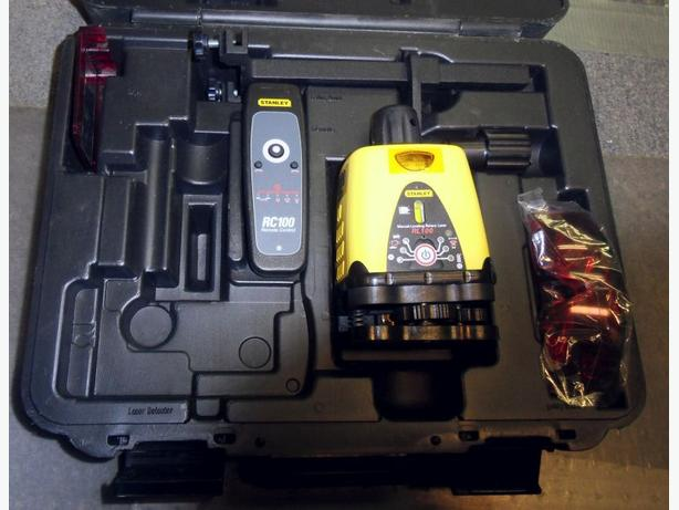 Stanley RL-100 Laser Level