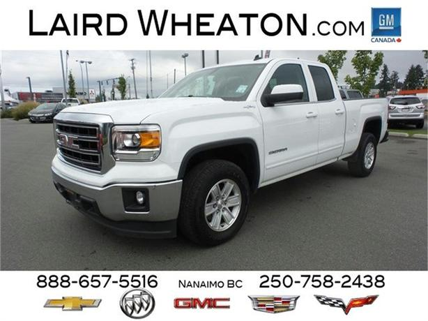 2014 GMC Sierra 1500 SLE 4x4 w/ Back-Up Camera and Bluetooth
