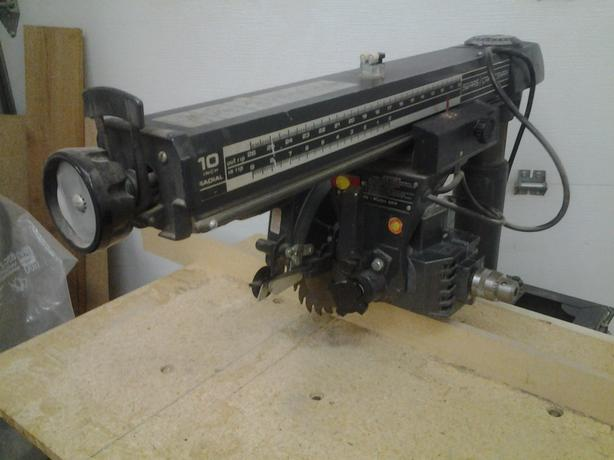 CRAFTMEN RADIAL ARM SAW