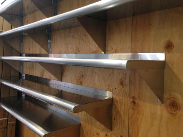 Best Offer - Surplus Stainless Sinks, Tables, Wall Shelves