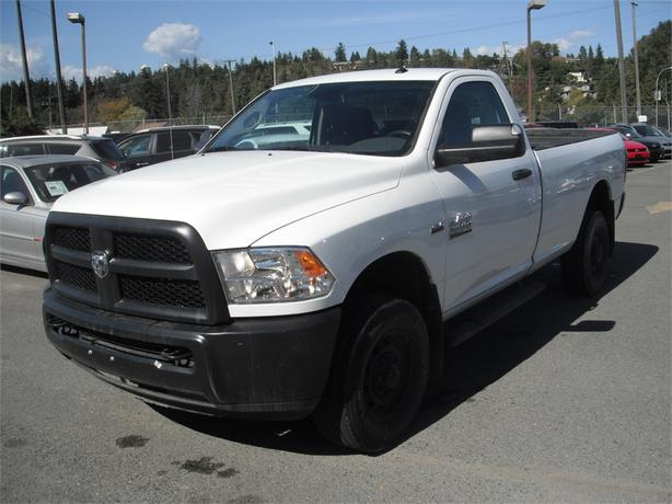 2015 Dodge 3500 HD Long Box Tradesman Regular Cab 4WD