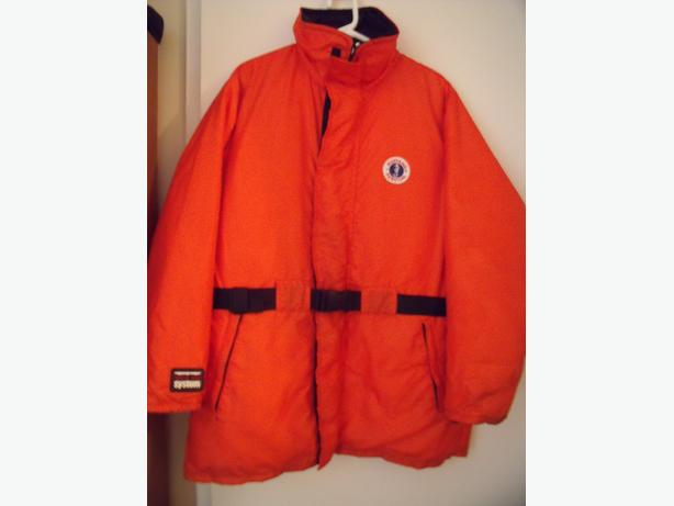 """MUSTANG""  SURVIVAL  JACKET"