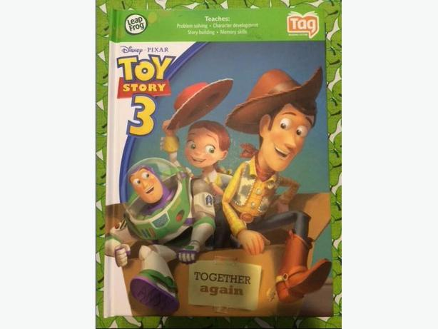 LeapFrog® Tag / LeapReader book - Toy Story 3, Together Again