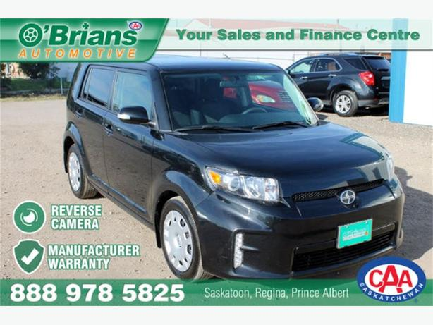 2015 Scion xB REV CAM WARRANTY