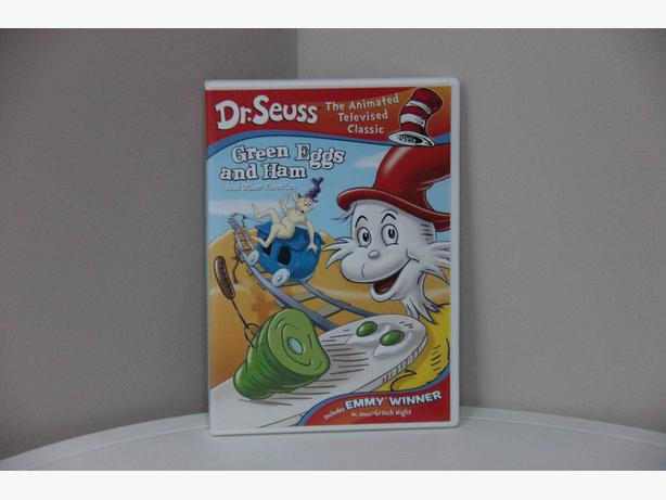 Dr. Seuss Green Egss & Ham DVD
