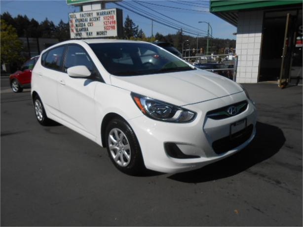 2014 Hyundai Accent GL 1.6 HATCHBACK