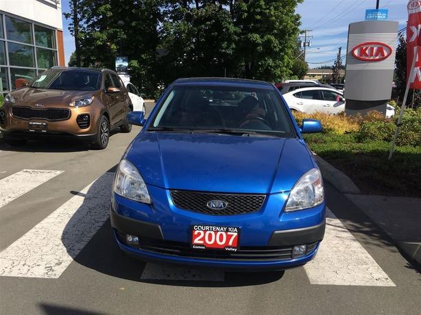 2005 Kia Rio5 EX 5