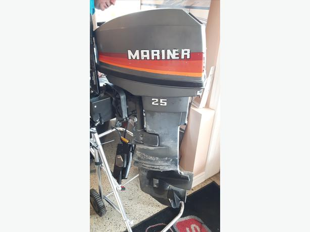 1990 Mariner Outboard Motor for only $1,995.00