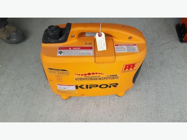 2016 Kipor Generator IG100