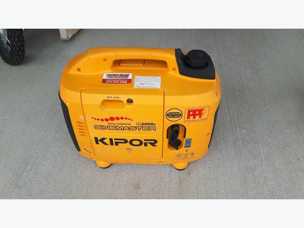 2016 Kipor Generator IG2000 for only $1,029.00