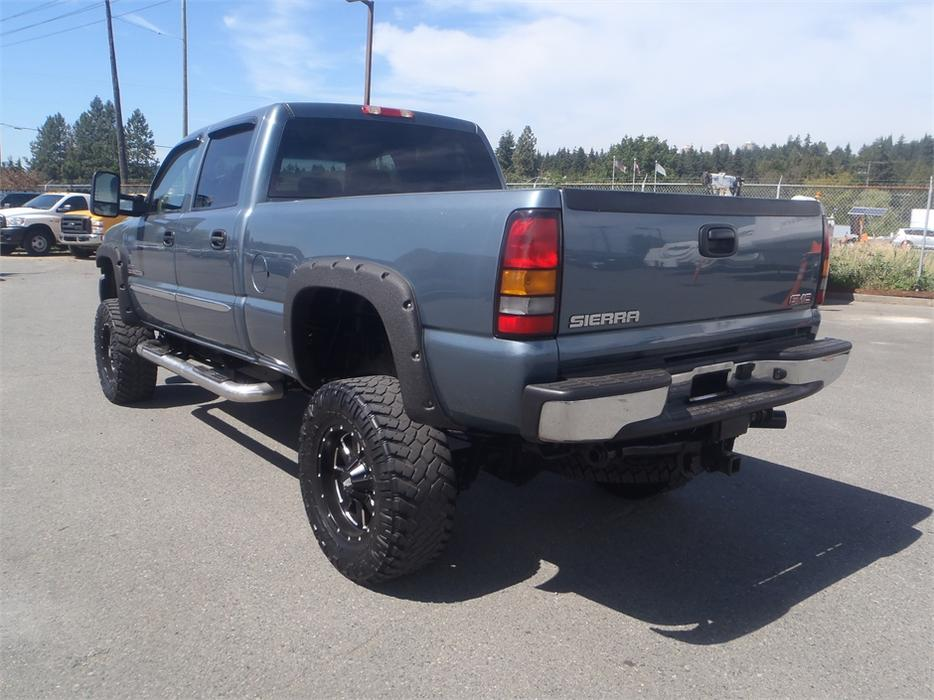 2007 gmc sierra 2500hd classic duramax diesel outside nanaimo nanaimo mobile. Black Bedroom Furniture Sets. Home Design Ideas